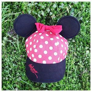 Disneyworld Minnie Mouse Snapback